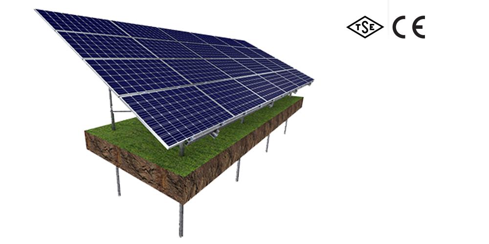 güneş enerjisi montaj sistemleri 1